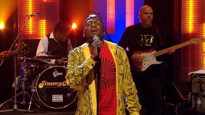Jimmy Cliff - One More