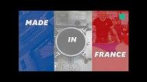 France-Afrique du Sud: les secrets de fabrication du maillot de rugby français