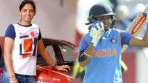 ICC Women's T20 World Cup : Harmanpreet Kaur Record Ton   Oneindia Telugu