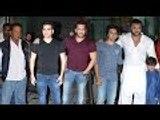 Salman Khan, Jacqueline, Shilpa Shetty And Others At Arpita Khan's Diwali Bash