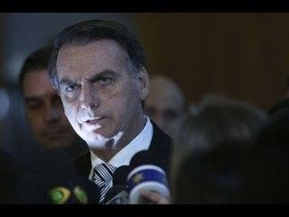 Bolsonaro precisa de proteção politica