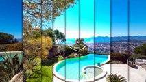 Location vacances - Maison/villa - Cannes (06400) - 7 pièces - 350m²