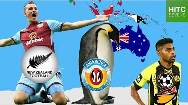 Best Footballer From EVERY Country in Oceania & Antarctica
