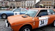 Départ du premier rallye Duroc au départ de Pont-å-Mousson