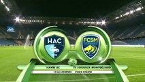 HAC - Sochaux (3-2): le résumé du match