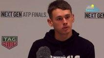 ATP - Next Gen Finals 2018 - Alex de Minaur en finale contre Stefanos Tsitsipas et élu révélation de l'année par l'ATP