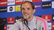 Replay : Conférence de presse avant AS Monaco - Paris Saint-Germain