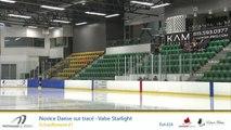 Championnats A de la section Québec - Patinage Canada 2019 Eve. 2 Novice Danses sur tracé + Eve. 3 Pré-Novice Danses sur tracé + Eve. 4 Junior Danse Rythmique + Eve. 5 Senior Danse Rythmique
