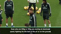 Solari defends Ramos after elbow in Champions League