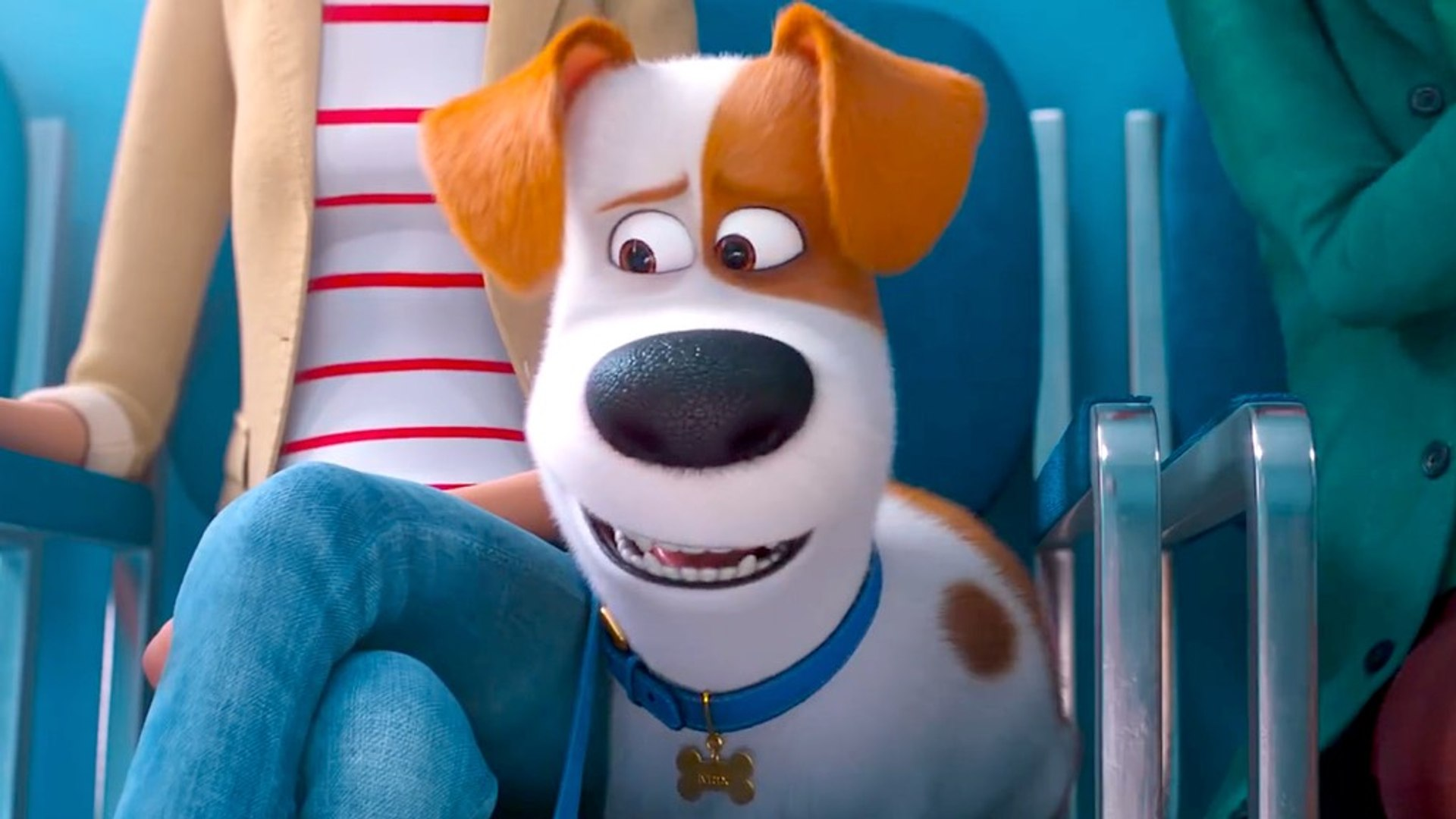 The Secret Life Of Pets 2 - The Max Trailer