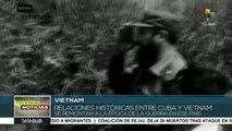 Relaciones diplomáticas y de amistad entre Cuba y Vietnam, históricas