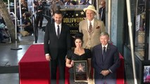 Sarah Silverman receives Hollywood Walk of Fame star