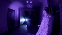 Swannanoa Palace Public Ghost Hunt Beginning of 3rd Floor Hallway Action Before cam Shuts Off Lunar Paranormal