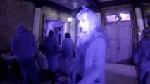 Swannanoa Palace Public Ghost Hunt K2 Meters They Dont Want Us to Leave! Lunar Paranormal Virginia