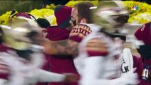 Florida State vs Notre Dame Football Highlights (2018)