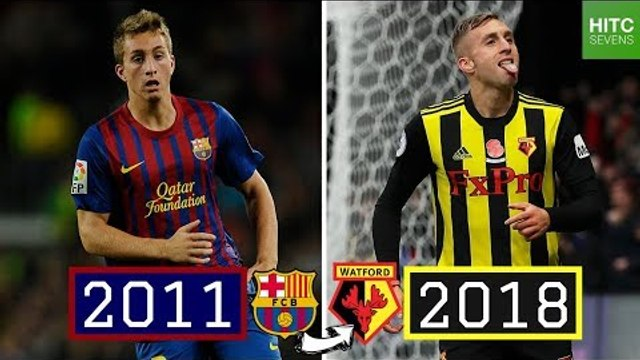 Pep Guardiola's Last 7 Barca Debutants: Where Are They Now?