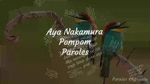 Aya Nakamura - Pompom (Paroles)