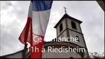 Les cloches sonnent en Alsace pour le 11 novembre