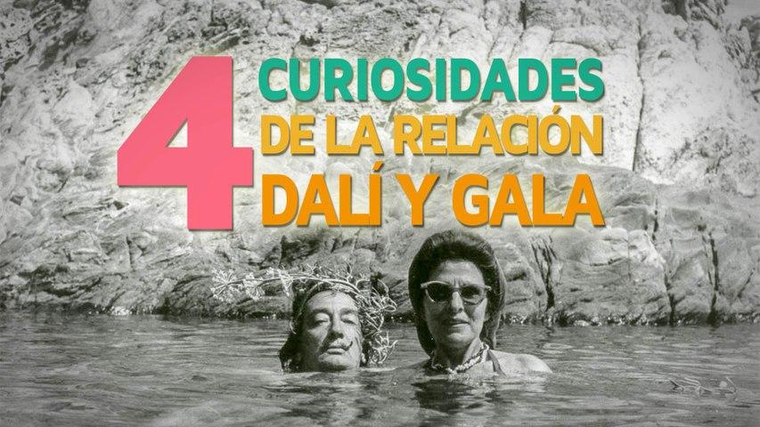 Salvador Dalí y Gala   4 curiosidades de su fascinante relación