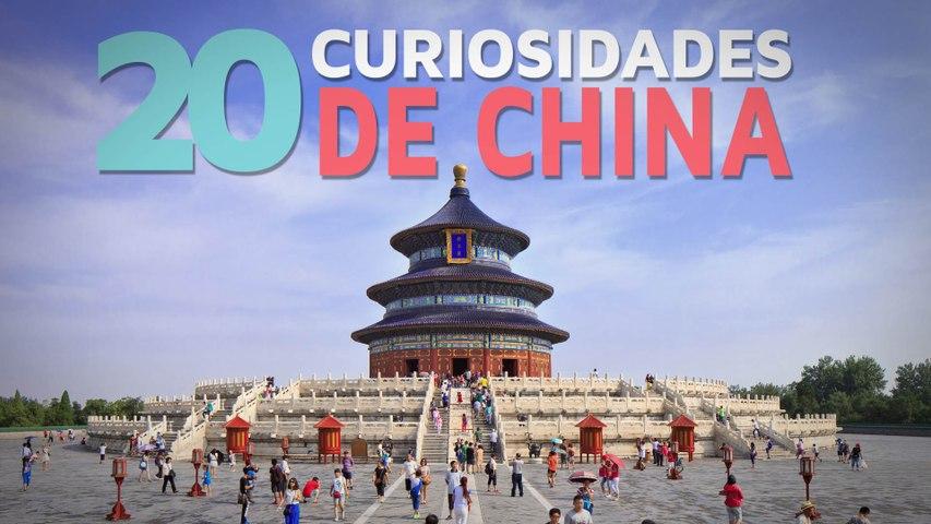 20 Curiosidades de China   El país de las tradiciones