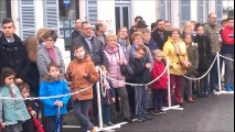 L'Armistice du 11-Novembre commémoré à Bourg-en-Bresse