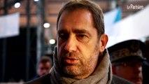 Christophe Castaner se défend après l'intrusion des Femen sur les Champs-Elysées.