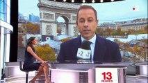 Champs-Élysées : des Femen perturbent le convoi de Donald Trump