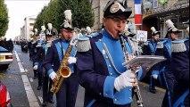 Cérémonie pour le centenaire de l'Armistice du 11  novembre à Villefranche-sur-Saône