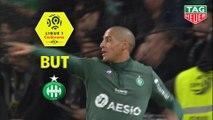 But Wahbi KHAZRI (39ème) / AS Saint-Etienne - Stade de Reims - (2-0) - (ASSE-REIMS) / 2018-19