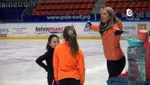 Reportage - Le patinage de haut niveau, l'école de la réussite