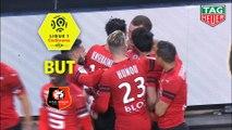 But Jakob JOHANSSON (8ème) / Stade Rennais FC - FC Nantes - (1-1) - (SRFC-FCN) / 2018-19