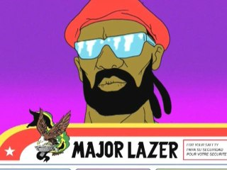 Major Lazer - Major Lazer: Guide To Daggering