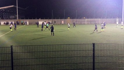 AES974 Vs FASE FC - TACLE GEORGET BOYER