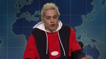 Texas Republican Dan Crenshaw Gets Apology From Pete Davidson On 'SNL'