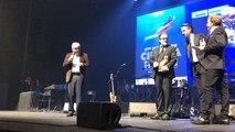 Jacques Perrin reçoit un Ibis d'honneur pour toute sa carrière