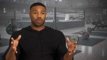 Michael B. Jordan Explains His Evolution As A Boxer