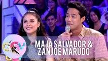 GGV: Zanjoe Marudo and Maja Salvador shares how they support each other