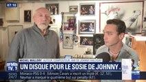 Un disque pour Jean-Baptiste Guégan, le sosie de Johnny Hallyday