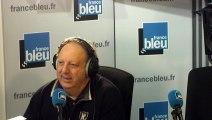 Ici c'est France Bleu Paris retour du Monaco/PSG avec Stéphane Bitton
