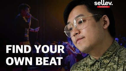 Beatboxer Fat King / FIND YOUR OWN BEAT