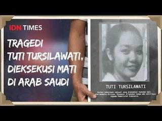 Tragedi Tuti Tursilawati, Dieksekusi di Arab Saudi