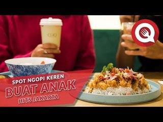 Spot Ngopi Keren Buat Anak Hits Jakarta