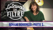 """""""C'est assez anti-naturel"""" : Romane Bohringer très cash sur le """"cirque"""" médiatique"""