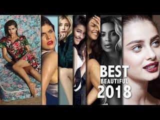 أجمل عشر نساء في العالم  لعام  ٢٠١٨