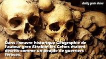 Les Celtes embaumaient les têtes de leurs ennemis vaincus