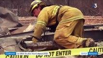 Incendies aux États-Unis : 31 morts, bilan le plus lourd depuis 1933