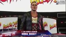 FULL MATCH- RONDA ROUSEY VS BECKY LYNCH - WWE SURVIVOR SERIES 2018-(WWE2K19) Xbox One