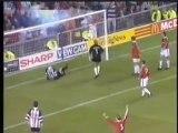 Quand Éric Cantona humiliait toute la défense de Newcastle