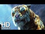 MOWGLI Official Trailer 2 (2019) - The Jungle Book, Adventure Movie