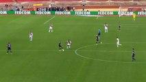 Monaco - Paris Saint-Germain : Le geste technique de Neymar Jr